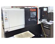 "MAZAK QTU-350,10""CHUCK,27.40"",27""CC,30-HP,12-STATION,SMOOTH,"