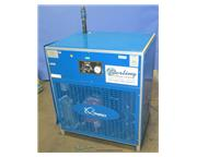 250 cfm, 100 Deg. F, Quincy # QPCD-250 , cycling air dryer, 2 HP, R-22, #A2975