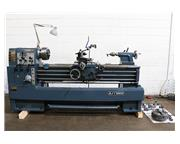 "17"" Swing 60"" Centers Osama SJ-1760G ENGINE LATHE, Inch/Metric,Taper,34 Jaw,Trav"