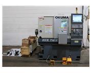 "Okuma ES-L6II CNC LATHE, OSP P200L-R, 6"" chk., Tailstck"