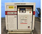 40HP Motor Gardner-Denver Electra-Saver II AIR COMPRESSOR