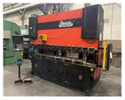 "138 Ton, Amada # HFB1253 , hydraulic down-acting, 10' overall, 106"" between housing,"