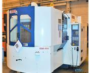Kiwa KNH-400 4-Axis Horizontal Machining Center