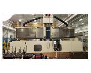 Toshiba MCW-4624 5-Axis CNC Bridge Mill