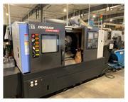 2012 Doosan Puma 2600M CNC Turning Center w/ Live Tool Capability