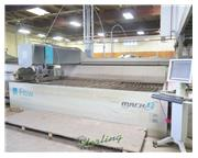 "Flow MACH 4 4020B , HyperJet 100 87000 psi Hyper-Pressure intensifier, 13'1"" x 6'6&qu"