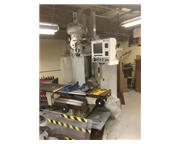 "38"" X Axis 10HP Spindle Milltronics MB20 CNC VERTICAL MILL, Centurion 6 Control, Hand"