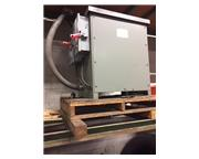 Transformer 75KVA , 3 phase, 240 - 480 volt range 60 cycle