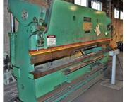 1984 Accurpress 710012 (Hydraulic Press Brake)