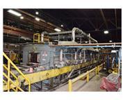 """80"""" (2032mm) E.F.C.O. Roller Hearth Bright Anneal for Copper Tube Coils (13708)"""