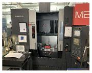 HWACHEON, M2-5AX, FANUC 18i-MB5 CNTRL, A & C AXIS, NEW: 2008