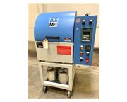 0.4 CuFt/Barrel,Mass Finishing (MFI)HZ-12 Centrifugal 4-Barrel Finisher,