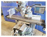 "Bridgeport # SERIES-II , 11"" x58"" table., 2 HP, 32.5"" X, 15"" Y, 12&quo"