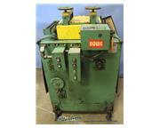 "15"" x .080"" Rowe # R-15-TC , feed length selector, twin clutch & brake, 7 straig"