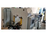 10 Ton, Custom , hydraulic stamping press, Allen Bradley Panel View Plus 1000, P/A Industr