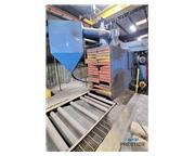 "Blastec Single Elevator 48"" x 84"" Structural Steel Blast Cleaning"