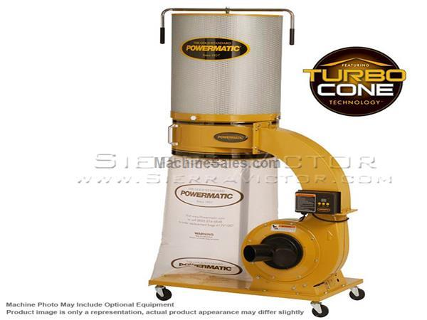 POWERMATIC PM1300TX-CK Dust Collector w/Canister Kit 1791079K