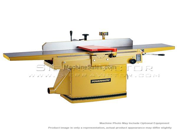 POWERMATIC 1285 Jointer 3HP 1PH 230V Helical Head 1791307