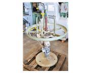 """1000 lb. Wieland , 12"""" width, 30"""" OD,3"""" -12"""" ID, horizontal coil reel,"""