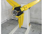 "8000Lb Cap. 18"" Width Cooper-Weymouth 4R-18 UNCOILER, Non-Motorized"