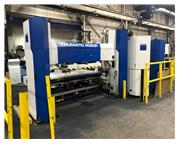 22 Ton, Trumpf # TC2020R , CNC turret punch, 19 stations, Bosch Type 3 Control, Sheet Mast