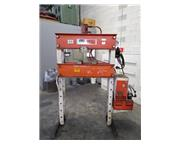 OTC HYDRAULIC H-FRAME PRESS