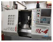 HAAS HL-4 CNC Lathe