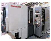 "MORI SEIKI NHX4000 CNC, X-22"", Y-22"", Z-26"", 12,000 RPM, CAT"