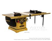 "POWERMATIC PM2000 Tablesaw w/50"" Accu-Fence System, Router Lift PM2315"