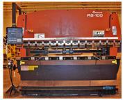 Amada RG100 110 Ton x 10' CNC Press Brake