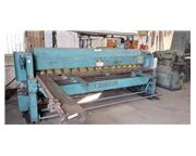 10' x 10ga Wysong 1010RD Mechanical Shear, Stock 1118