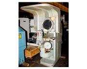"14"" Screen J  L FC-14 OPTICAL COMPARATOR, FLOOR MODEL, HORIZ. PROJ., NOVALITE, REFLEC"