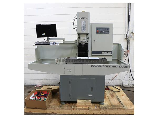 "18"" X Axis 1HP Spindle TORMACH PCNC1100 CNC VERTICAL MILL, Personal CNC, 5100 RPM, Cast Iron Frame  Tbl,R8"
