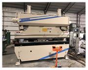 60 ton Wysong Press Brake H-60120, New CNC control