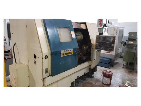 1993 Daewoo Puma 10HC CNC Turning Center with Tailstock