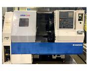 2005 Daewoo Puma 240B CNC Turning Center