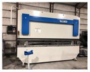 165 ton LVD CNC Press Brake, Wila hydraulic clamp & crowning