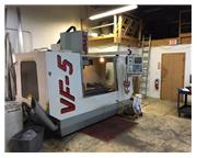1998 Haas VF-5/40 CNC Vertical Machining Center