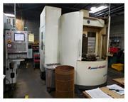 2008 Kitamura HX-400iF CNC Horizontal Machining Center