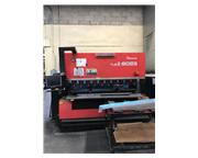 88 Ton Amada FBD-8025NT CNC Press Brake, Stock 1122
