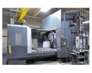JOHNFORD DMC-3100SH 5-Axis CNC Double Column Vertical Machining Center