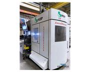 Ficep Excalibur 12 CNC Single Spindle Traveling Column Drill With Automatic