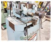 "14"" Scotchman # CPO-350-LT , manual vise, manual down feed, circular cold saw, #A6112"