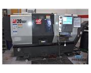 Haas ST-20SSY CNC Milling & Turning Center