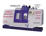 Atrump / Remedy Machining Center ATC * Chip auger