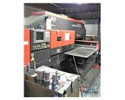 AMADA Vipros 255 22 Ton Hydraulic CNC Turret Punch Press With MP1212 Loader