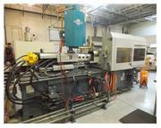 """85 Ton, Van Dorn injection molder, Pathfinder 1000 control,22.8"""" -20.04"""" platen,"""