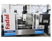 FADAL 4020AHT 3-AXIS CNC VERTICAL MACHINING CENTER