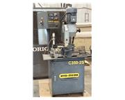 """HYD-MECH 4-1/2"""" Tube C350-2S Cold Saw, 2006"""