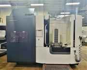 2019 DMG MORI NHX 5500 - FULL 4TH, TSC, 60 ATC, CAT 50